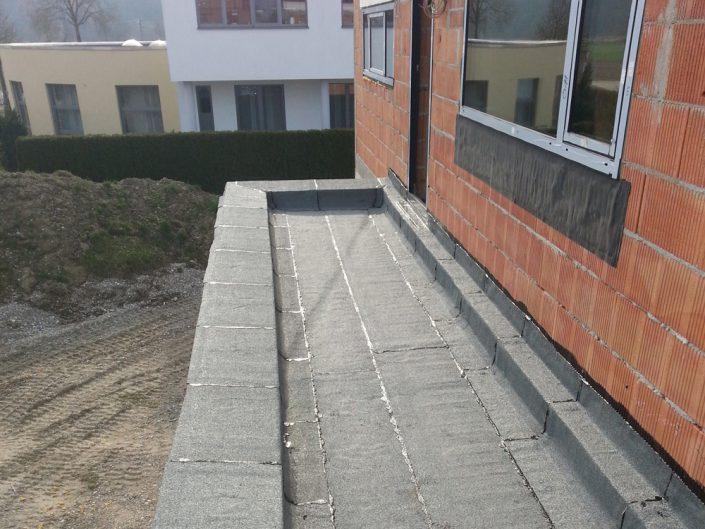 Beispielbild einer Balkonsanierung